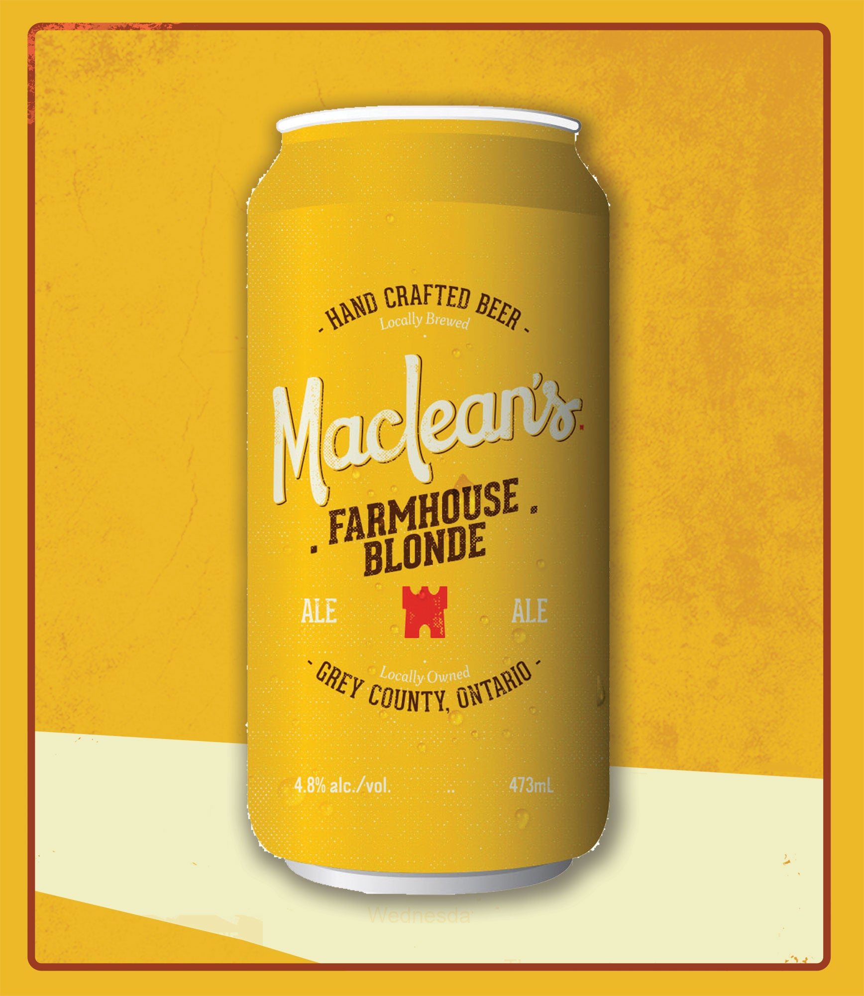 Farmhouse Blonde