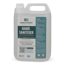 5L Hand Sanitiser 80% Alcohol