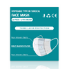 Type IIR 3-ply Disposable Face Masks 50pk