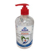 Aqua Hand Sanitiser - 500ml pump bottle