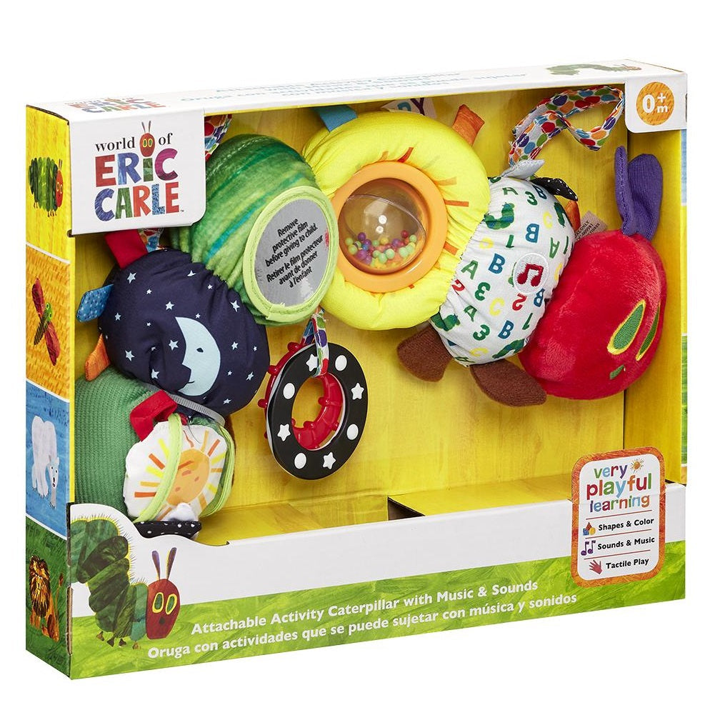 The Very Hungry Caterpillar Activity Toy - ToysARoo