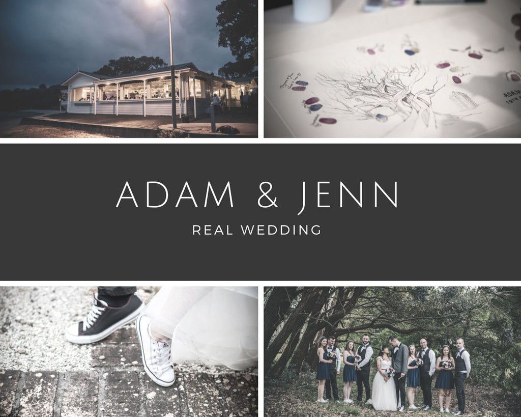 Auckland Wedding featuring unique guestbook for a Harry Potter and Dr Who themed weeding in New Zealand