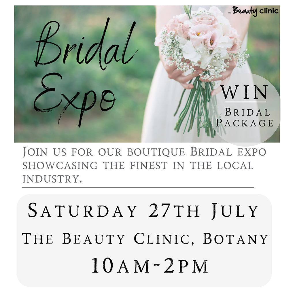 bridal expo the beauty clinic auckland