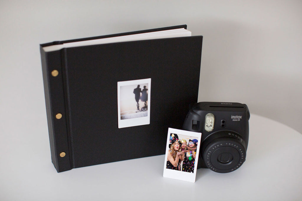 Instant Instax Photo Guestbooks