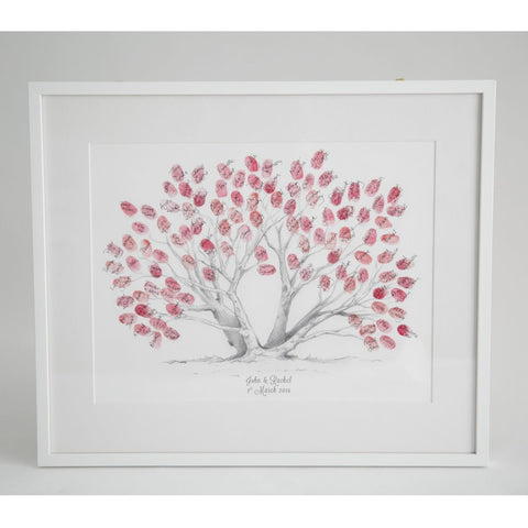 Pohutukawa Wedding Guestbook - My Guest Book - 1