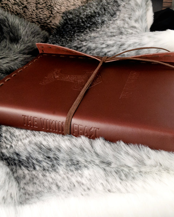 *WARNING-BOOK NOT INCLUDED* LEATHER COVER ONLY