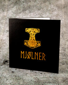 Mjølner Birthday Card