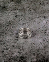 "Celtic ""WEAVE"" RING - Sterling Silver"