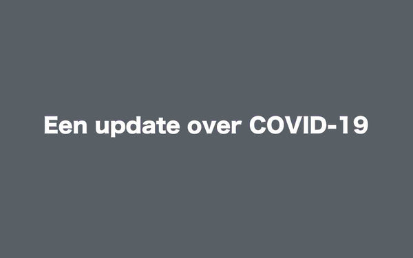 Een update over COVID-19