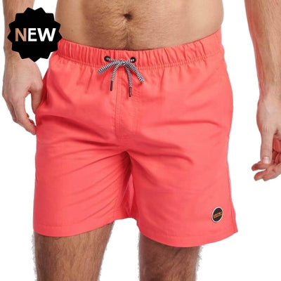 swimshort solid mike | shiwi | 4100111000-408 | zwembroek | front