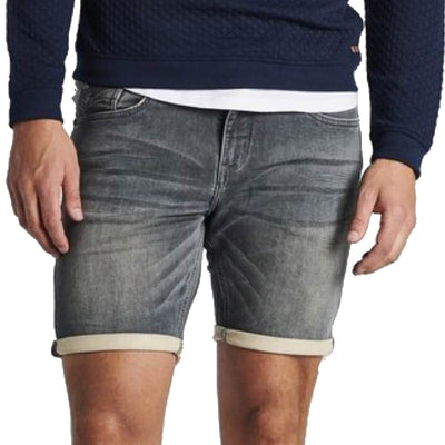 Jog Denim Short | No Excess | 908190410-224