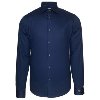Cobra Shirt Navy - Versteegh Jeans