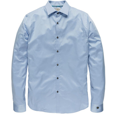 Cobra Shirt Light Blue - Versteegh Jeans