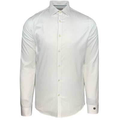 Cobra Shirt White - Versteegh Jeans