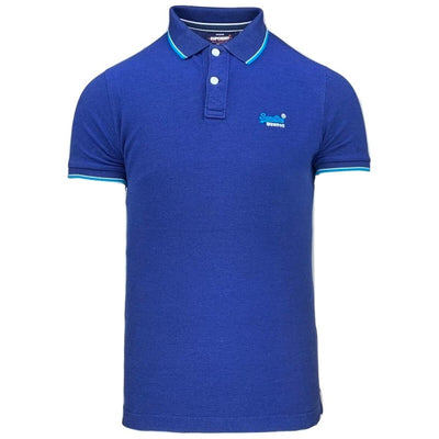 poolside pique polo | superdry | m1110013a 98t