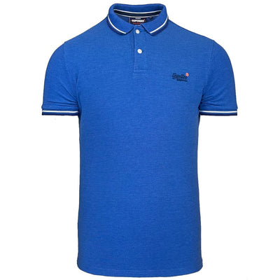 superdry poolside polo m1110057a 3fk
