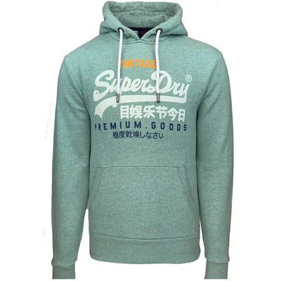 m2010429a 2sy | vl tri hood | sweater capuchon | superdry | front