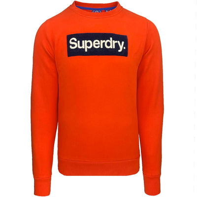 superdry cl workwear crew sweater m2011150a n6h