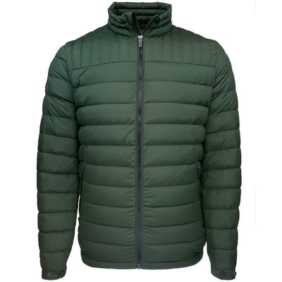 m5010191b lO3 | ultimate core down olive jack | superdry | front