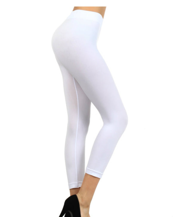Seamless capri leggings, 10 colours