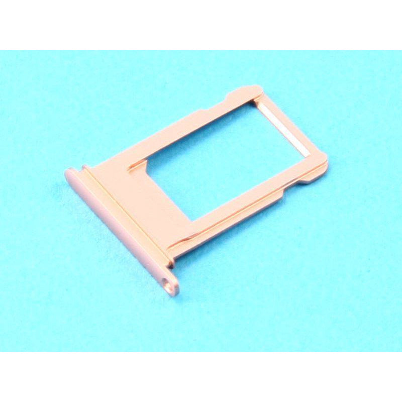 "For iPhone 7 Plus (5.5"") - Sim Card Tray, Rose Gold - OEM"
