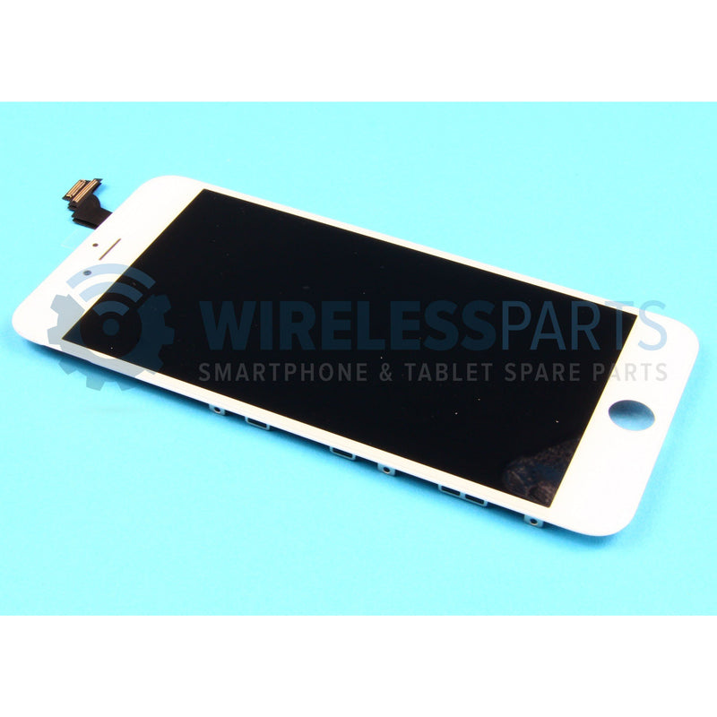 For iPhone 6 Plus - Replacement LCD/Digitizer Screen - White (High Quality)