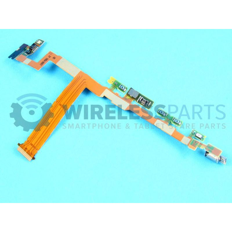 For Sony Xperia Z5 Compact - Power & Volume Flex - OEM