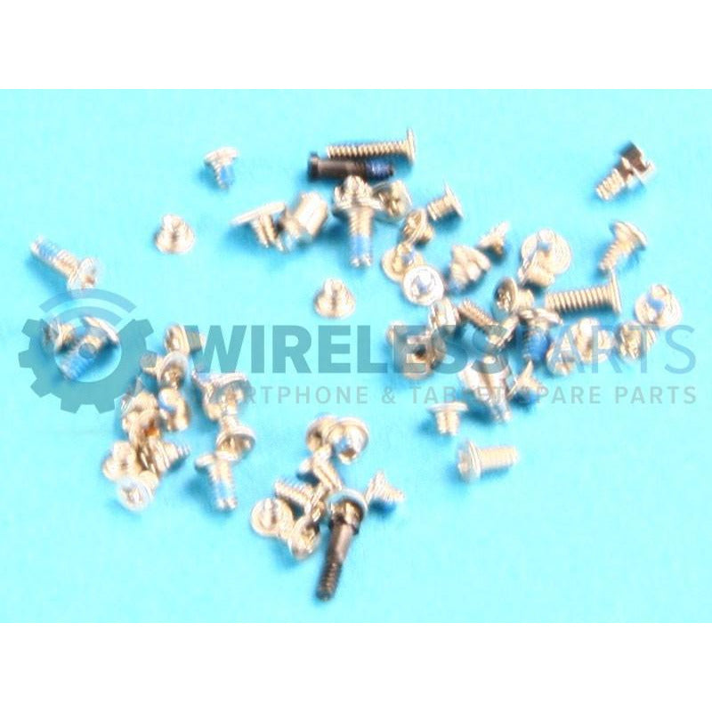 For iPhone 5 - Silver Screw Set - OEM