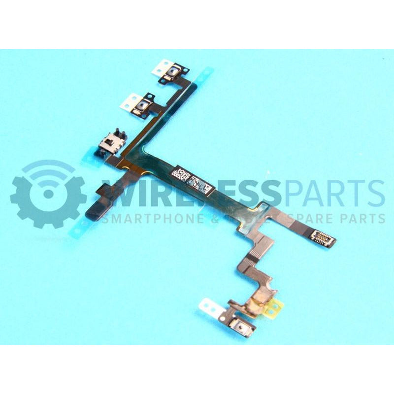 For iPhone 5 - Power, Volume, Mute Flex - OEM