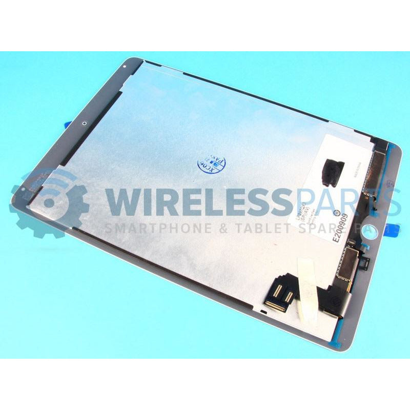 For iPad Air 2 - LCD & Digitizer, White - OEM
