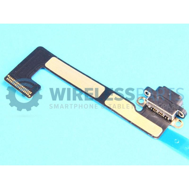 For iPad Mini 2 & 3 - Charging Port, Black - OEM