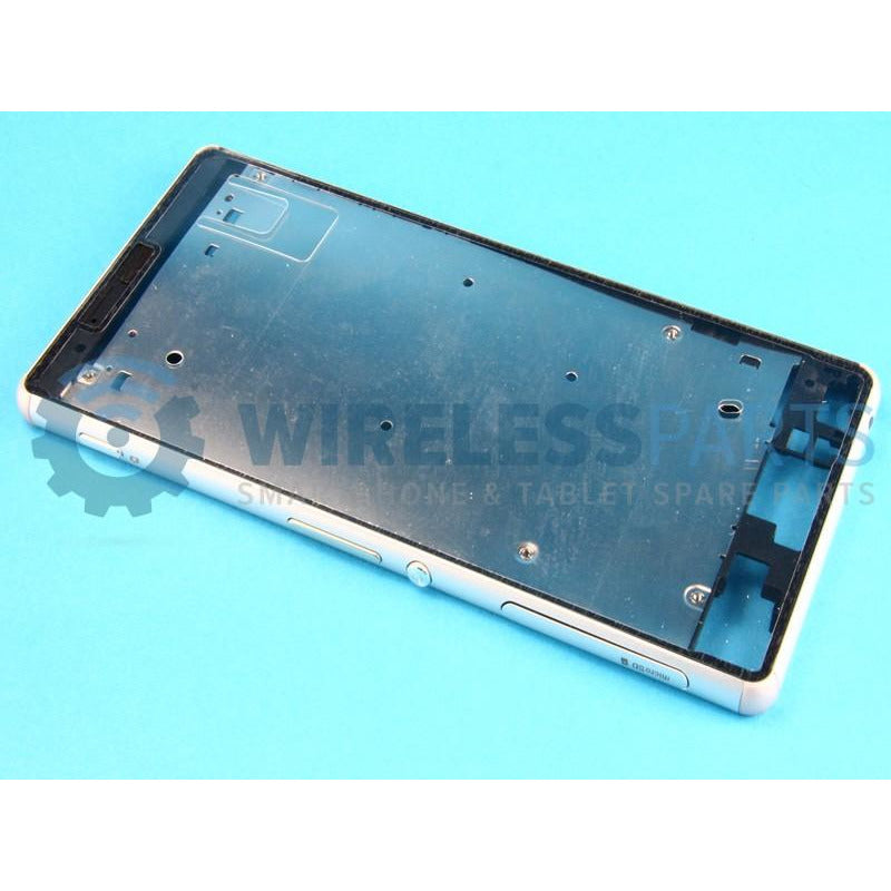 For Sony Xperia Z3 (D6603 D6643 D6616) - Frame / Chassis - White
