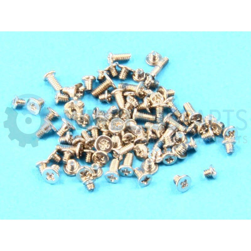 For iPhone 6S Plus - Full Screw Set (Silver) - OEM