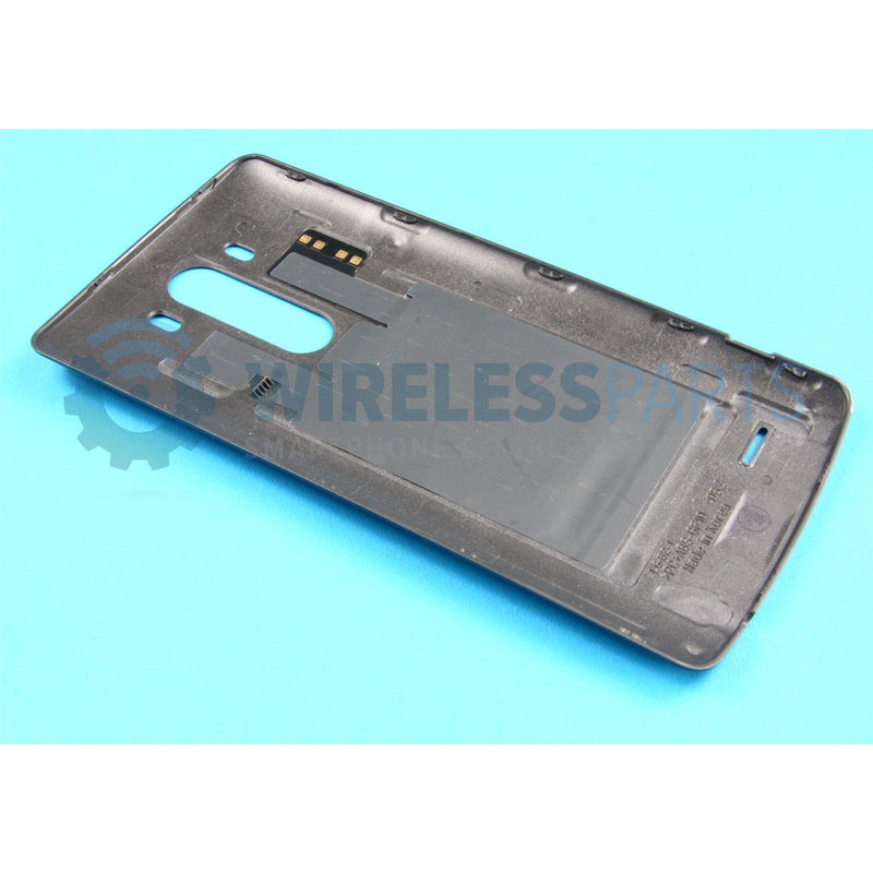 For LG G3 (D855 D850) - Rear Cover, Grey - OEM