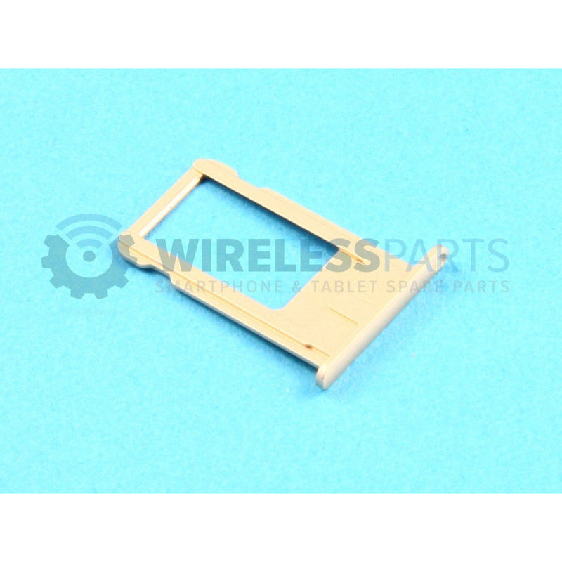 For iPhone 6 - Sim Tray, Gold - OEM