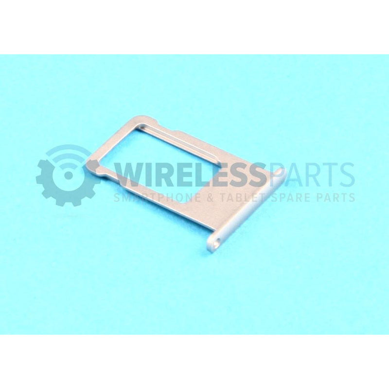 For iPhone 6 - Sim Tray, Space Grey - OEM