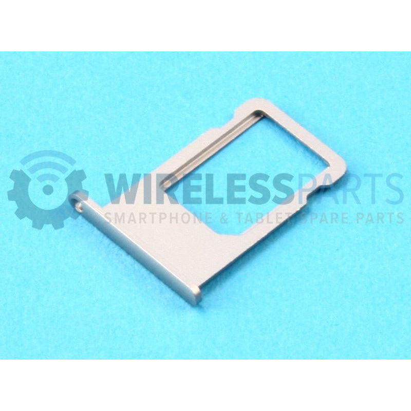 For iPhone 6S - Sim Card Tray, Space Grey - OEM