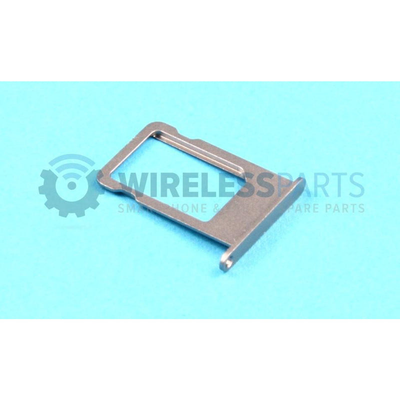 For iPhone 5S / SE - Sim Tray, Space Grey - OEM