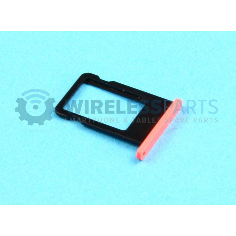 For iPhone 5C - Sim Tray, Pink - OEM