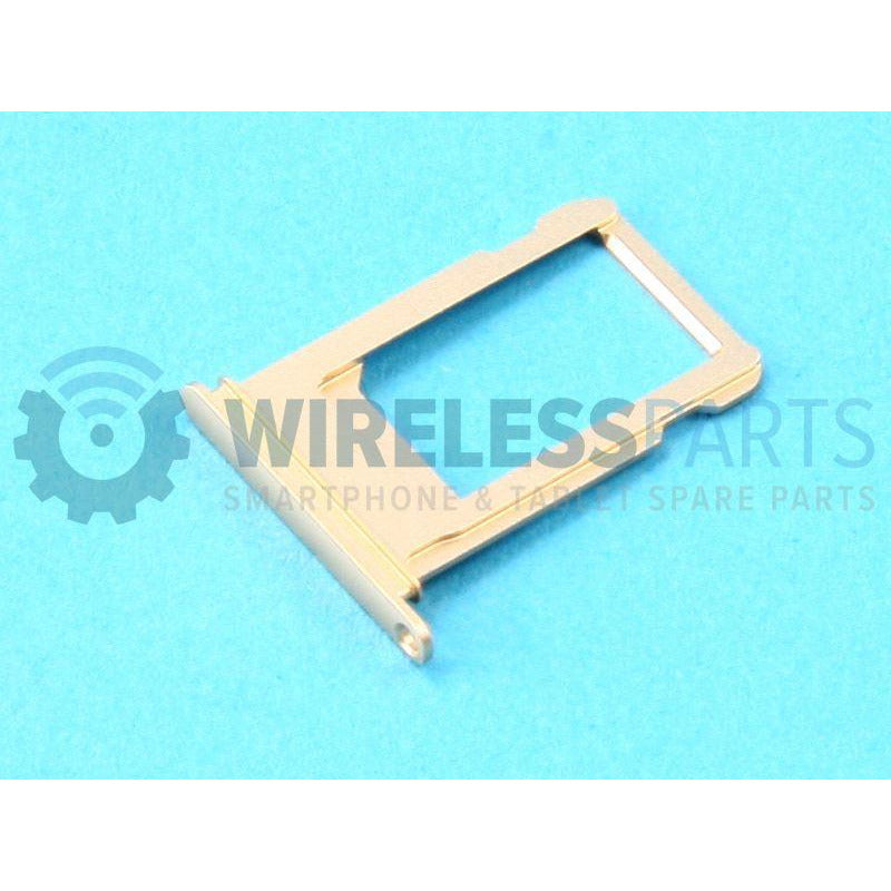 "For iPhone 7 Plus (5.5"") - Sim Card Tray, Gold - OEM"