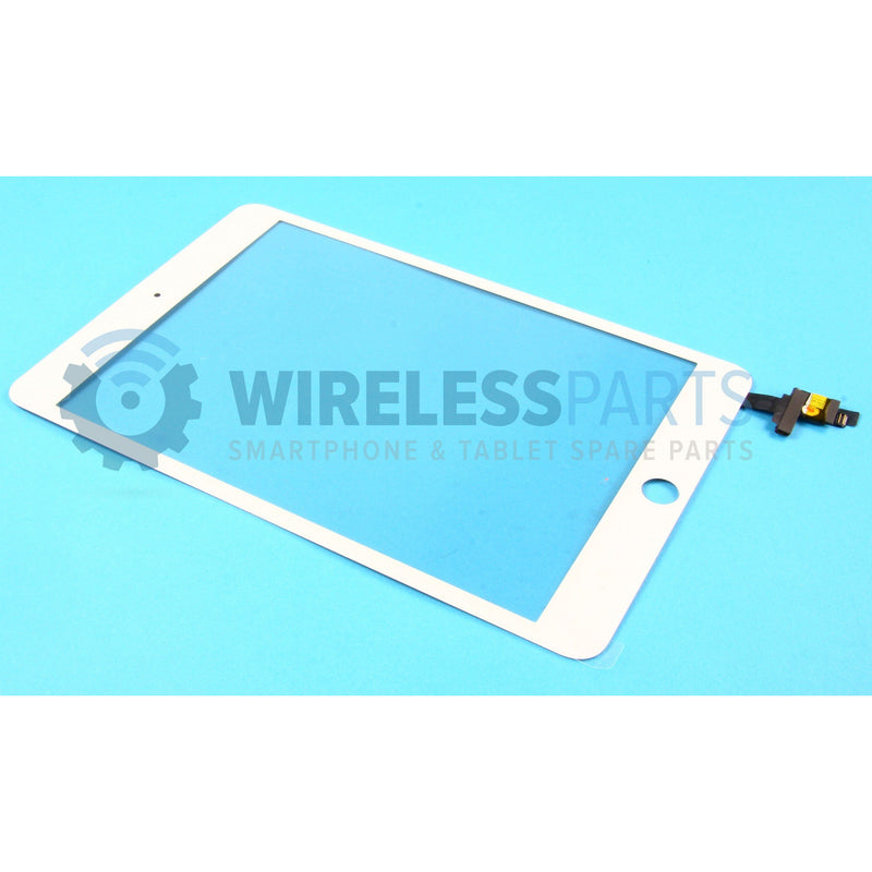 For iPad Mini 3 - Digitizer Touch Screen with Soldered IC  - White