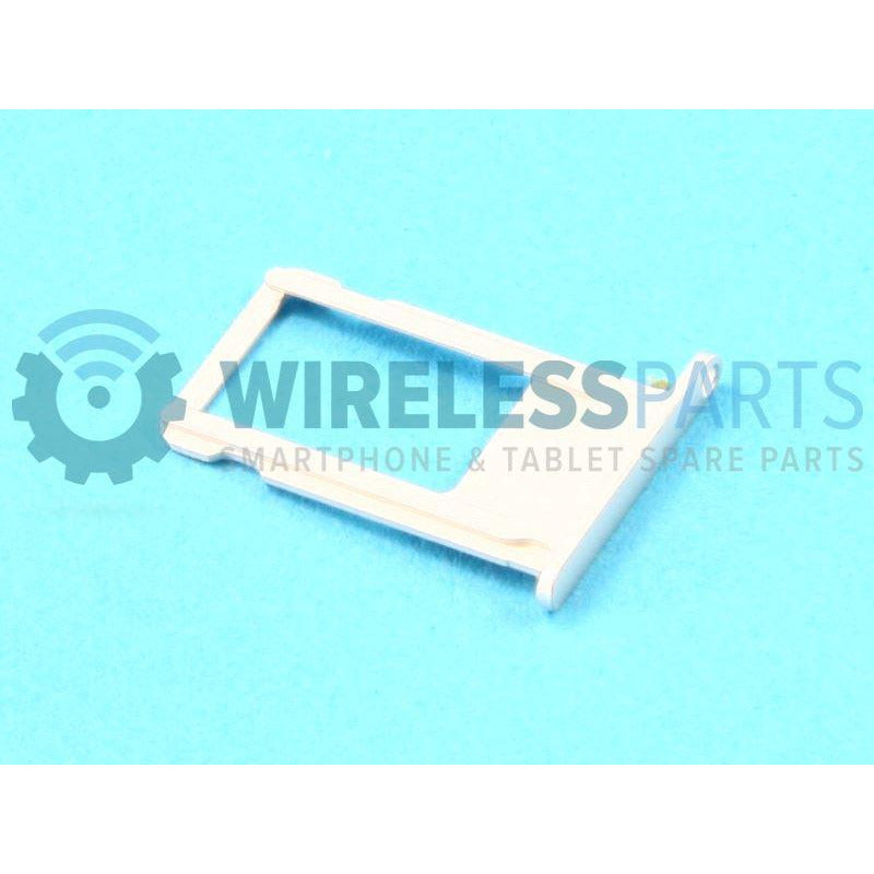 For iPhone 6S Plus - Sim Card Tray (Silver) - OEM