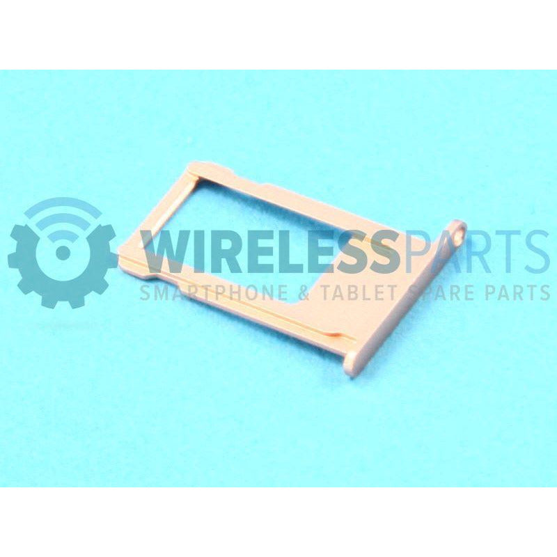 For iPhone 6S Plus - Sim Card Tray (Rose Gold) - OEM