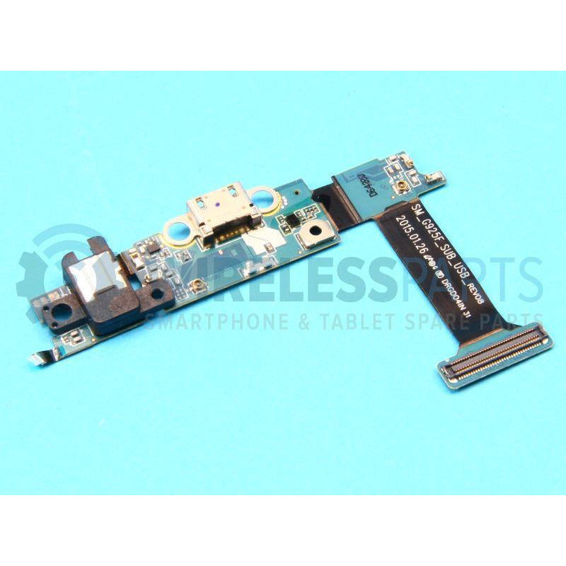 Samsung Galaxy S6 Edge (SM-G925F) - Charging Port