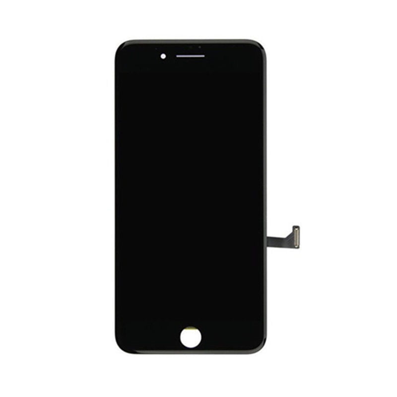 "For iPhone 7 (4.7"") - Replacement LCD Screen - Black (High Quality)"