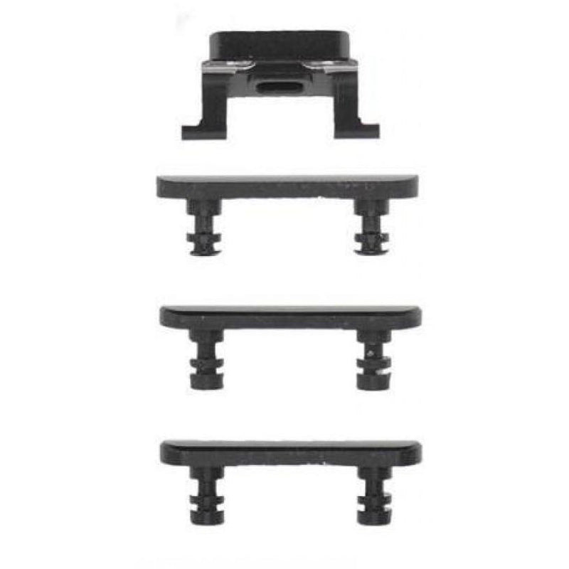 "iPhone 7 Plus (5.5"") Replacement Button Set (Power, Volume, Silent) - Black - Original (Grade A)"