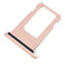 "iPhone 8 (4.7"") Replacement SIM Card Tray (Rose Gold) - Original (Grade A)"
