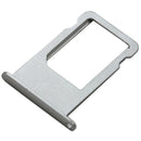 "iPhone 8 (4.7"") Replacement SIM Card Tray (Silver) - Original (Grade A)"