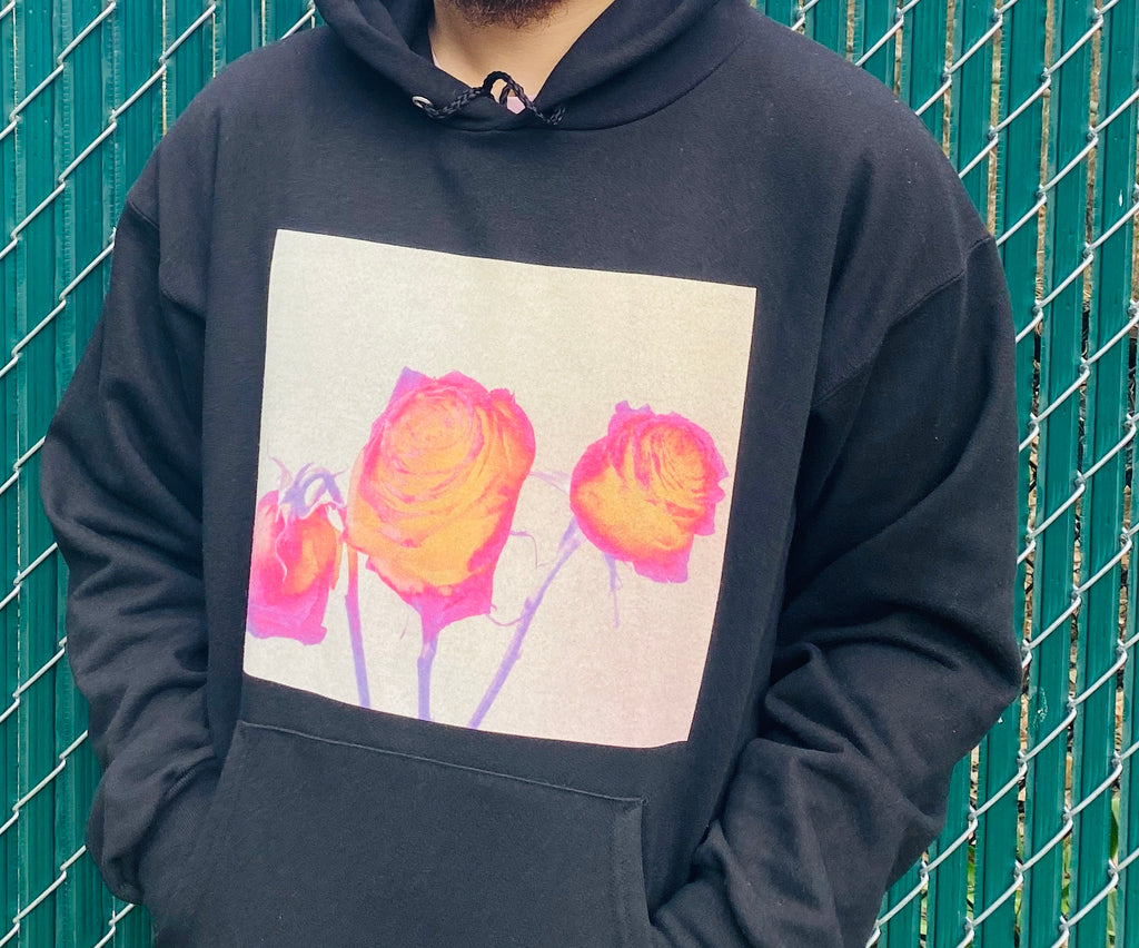 Painted Rose Hoody
