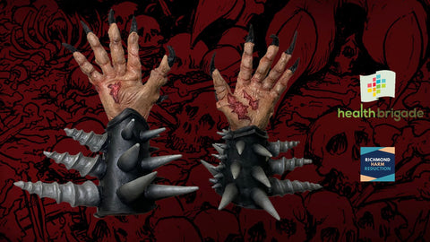 Oderus Hands available for auction